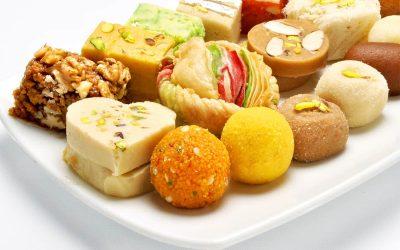 فن عمل حلويات غربية وشرقية