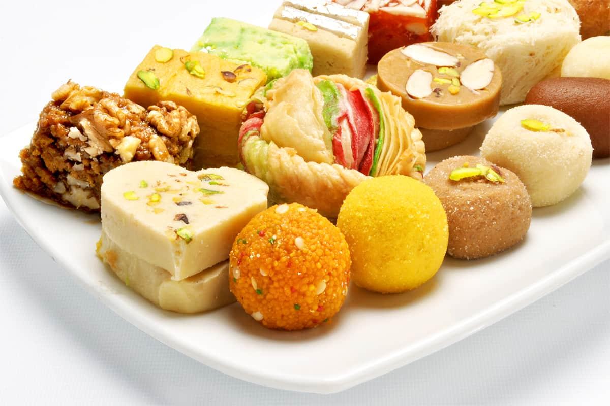 حلويات-شرقية