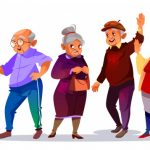 نادي الجيل الذهبي للمسنين